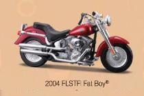 Harley-Davidson FLSTFI Fat Boy 2004