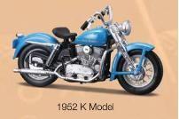 Harley-Davidson K Model 1952
