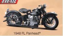 Harley-Davidson FL Panhead 1948