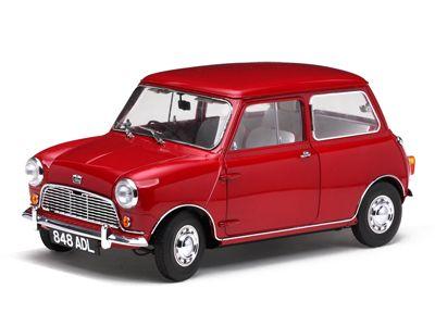 Austin SE7EN De Luxe 1960