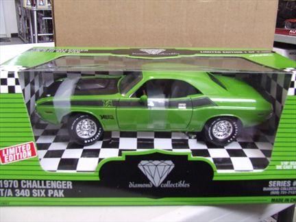 Dodge Challenger T/A 340 Six Pak