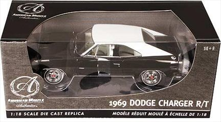 Dodge Charger R/T 1969 (Chase Car)