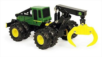 John Deere 848H Log Skidder