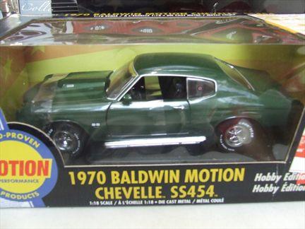 Chevrolet Chevelle SS 454 Baldwin Motion