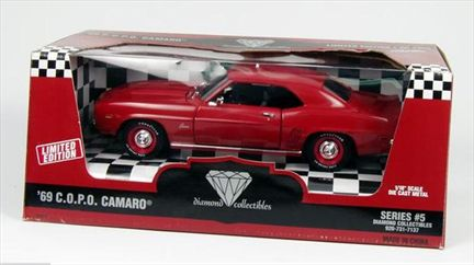 Chevrolet Camaro COPO 1969