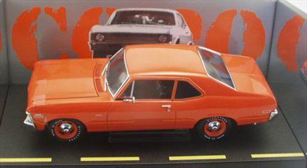 Chevrolet Nova COPO 350 1970