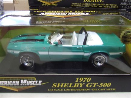 Ford Mustang Shelby GT-500 1970 Convertible