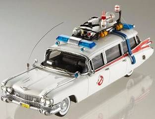 Cadillac Ghostbusters Ecto-1