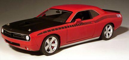 Plymouth Cuda Concept AAR