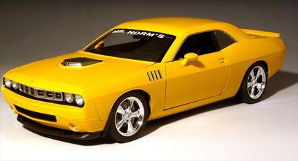 Plymouth Cuda Concept
