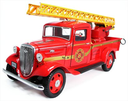 1935 Chevy Fire Truck