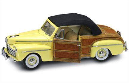 1946 Ford Sportsman Convertible w/ Removable Bonnet