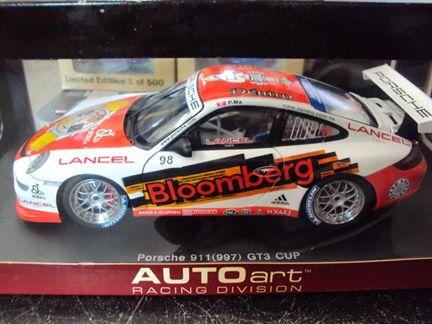 Porsche 997 GT3 Cup 2006 PMA #98 Limited