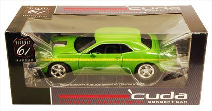 Plymouth Cuda Concept Hemi