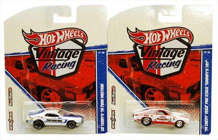 Vintage Racing Set 1:64