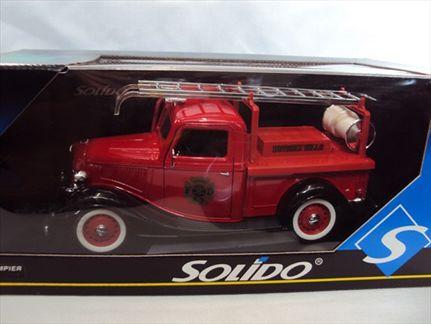 Ford Pompier
