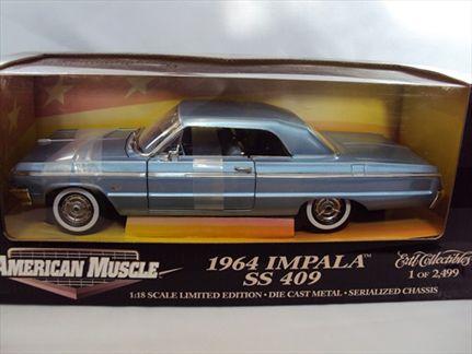 Chevrolet Impala SS 409 1964