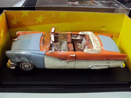 Ford Sunliner 1956