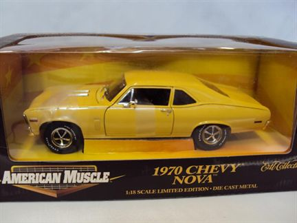 Chevrolet Nova 1970 **Last One**