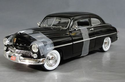 Mercury Coupe 1949