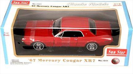 Mercury Cougar XR7 1967
