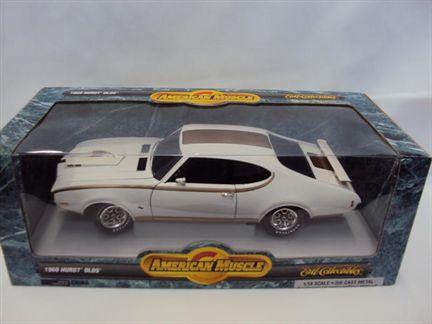 Oldsmobile 442 Hurst 1969 *Last One*