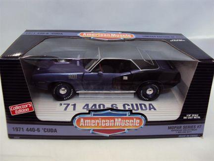 Plymouth Cuda 1971 440-6