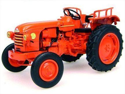 Renault D22 tractor