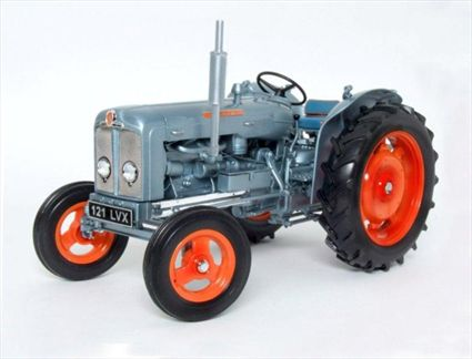 Fordson Super Major Lauch Model 1960