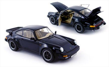 Porsche 911 3.3L Turbo coupe 1985