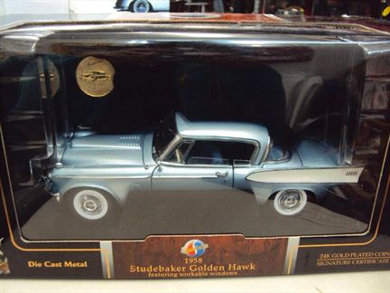 Studebaker Golden Hawk 1958 **Last One**