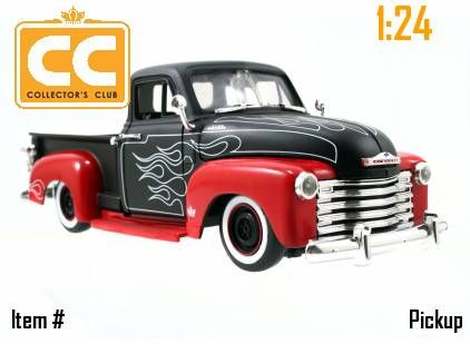 1953 Chevy Pickup Limited