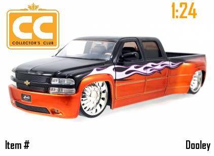 1999 Chevy Silverado Dooley Limited