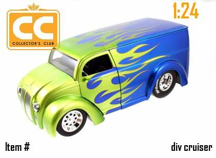 Div Cruizer Limited