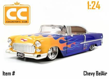 1955 Chevy Bel Air Limited