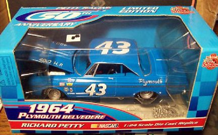 1964 Plymouth Belvedere #43 Richard Petty