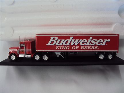 Budweiser King of Beers Hauler