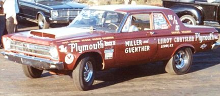 1965 Plymouth Belvedere Hemi Super Stock