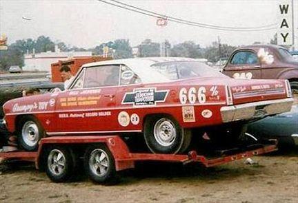 Chevrolet Nova 1966 A/Stock