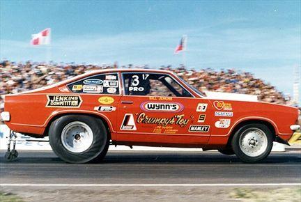 Chevrolet Vega 1972 Pro Stock
