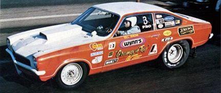 Chevrolet Vega 1972 Pro Stock Quot Bill Grumpy Jenkins Quot Reste 2