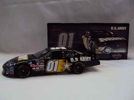 Regan Smith #01 Army 2007 Monte Carlo SS