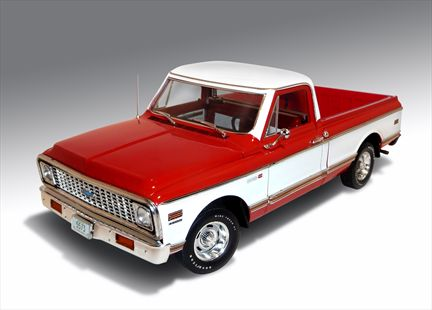 Chevrolet S-10 1972 *Special Edition*