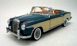 1958 Mercedes-Benz 220SE