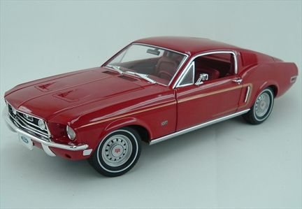Ford Mustang GT Fastback 1968  **Low Stock**
