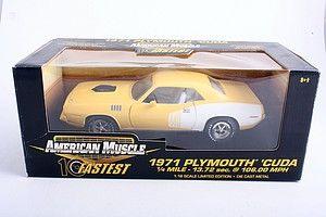 Plymouth Cuda 440 1971