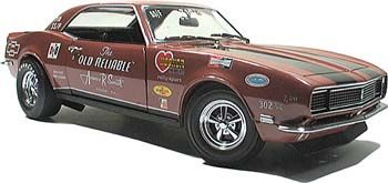 Chevrolet Camaro Z/28 1968 Super Stock Drag Car