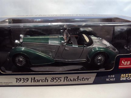 Horch 855 Roadster 1939 **LAST ONE**