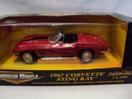 Chevrolet Corvette Sting Ray 1967