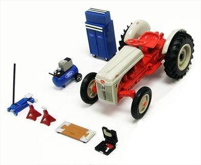 Restoration - Ford 8N Farm Tractor w/ Accessories